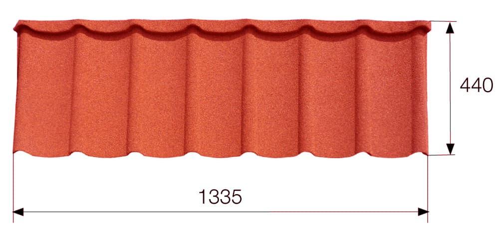 размер панели Gerard Diamant