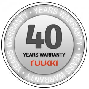 гарантия на Purex® – 40 лет