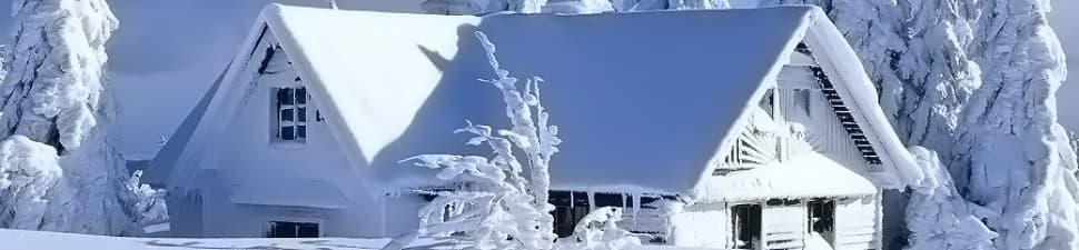 Град, снег и Gerard Alpine charcoal