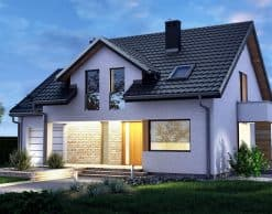 Blahotrapez Germania (RAL 9005, черный) (2)