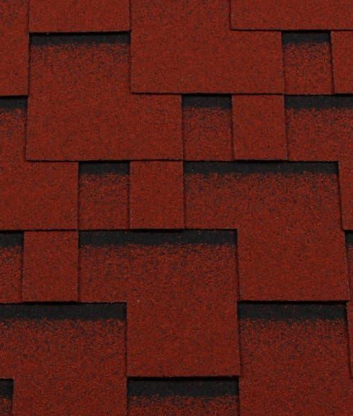 Руфшилд Модерн (красный) 21
