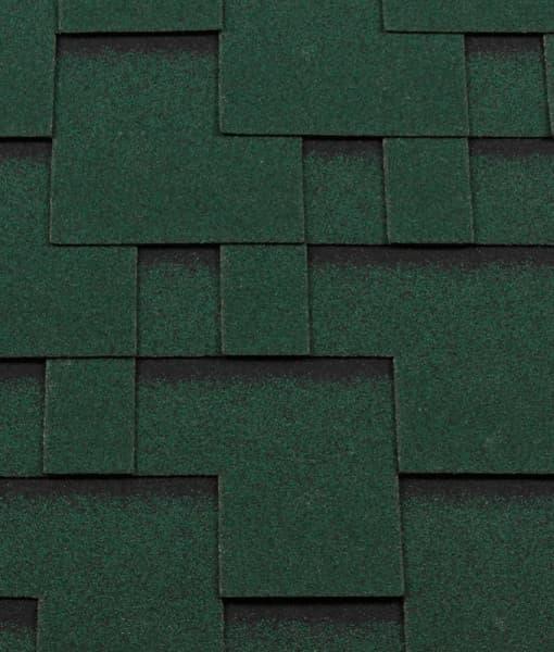Руфшилд Модерн (зеленый с оттенением) 22