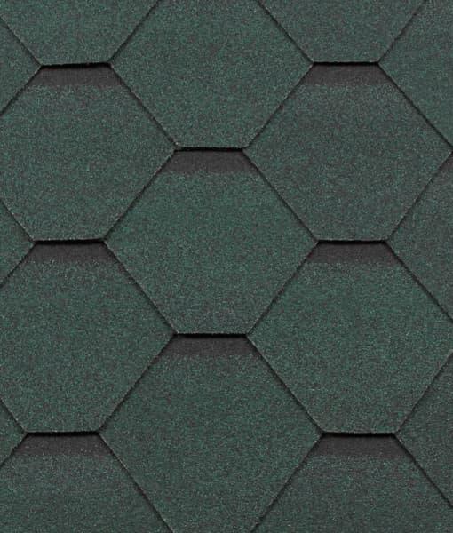 Руфшилд Стандарт (зеленый с оттенением) 06