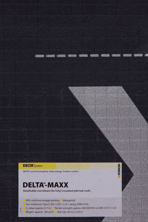 Delta MAXX (лицевая сторона)