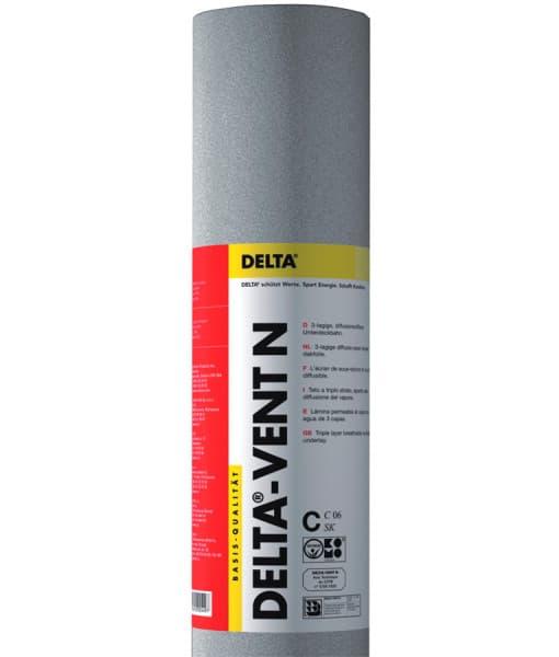 Гидроизоляционная пленка Delta Vent N