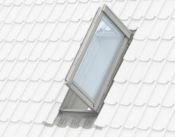 GXL 3070 VELUX (Велюкс) мансардное окно — выход на крышу