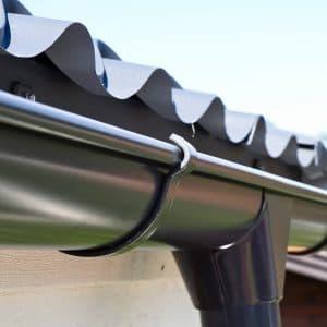 Ruukki | Металлическая водосточная система. (3)