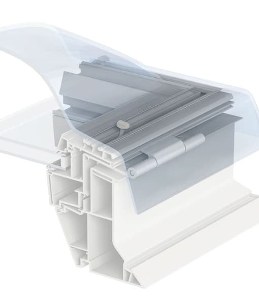 Velux CVP Зенитное окно с электроприводом (1)