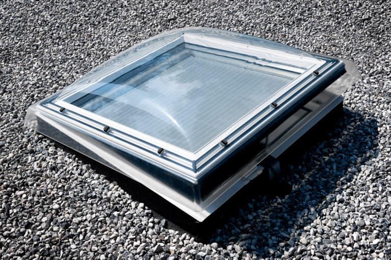Velux FMG Штора-плиссе с электроприводом для зенитного окна (3)