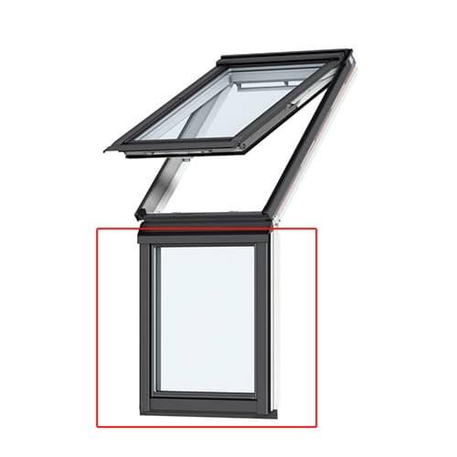 VFE VIU Velux вертикальные карнизные окна (1)