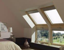 VFE VIU Velux вертикальные карнизные окна (14)