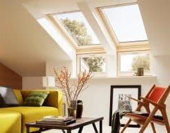 VFE VIU Velux вертикальные карнизные окна (15)