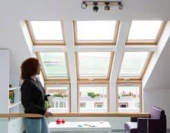VFE VIU Velux вертикальные карнизные окна (19)