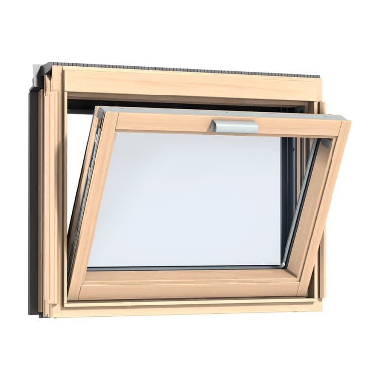 VFE VIU Velux вертикальные карнизные окна (2)