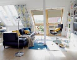 VFE VIU Velux вертикальные карнизные окна (23)