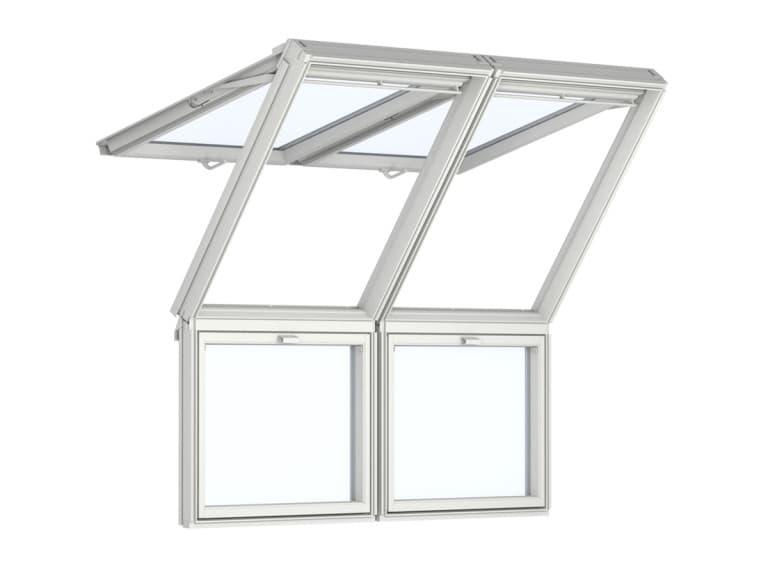 VFE VIU Velux вертикальные карнизные окна (3)