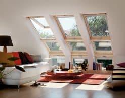 VFE VIU Velux вертикальные карнизные окна (5)