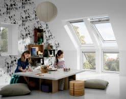 VFE VIU Velux вертикальные карнизные окна (6)