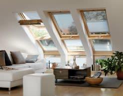 VFE VIU Velux вертикальные карнизные окна (8)