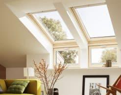 VFE VIU Velux вертикальные карнизные окна (9)