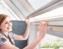 ZIL Velux - Москитная сетка для мансардного окна (9)