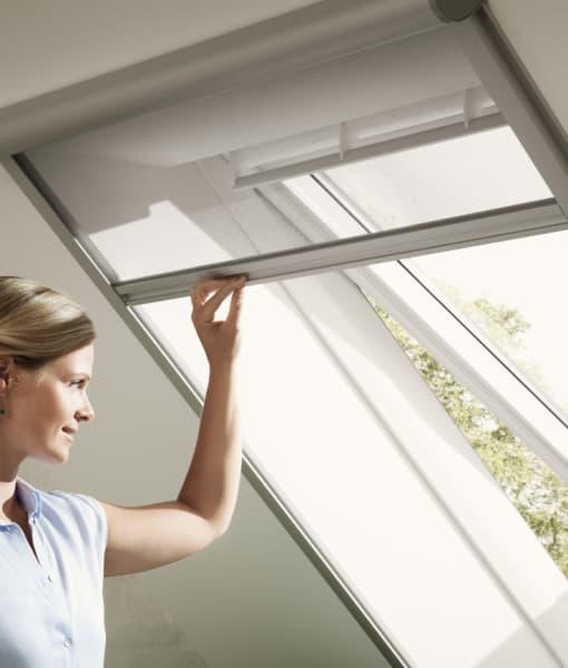 ZIL Velux - Москитная сетка для мансардного окна (3)