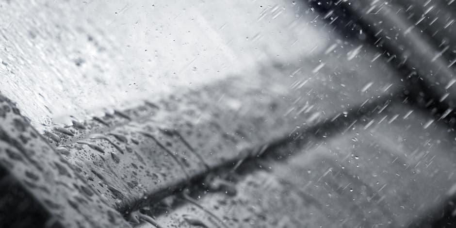 Надежная защита окна от непогоды