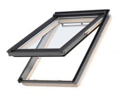 GPL 3068 VELUX Премиум, Панорамное мансардное окно (Вид снаружи)