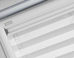 FML VELUX штора-плиссе с электро- приводом