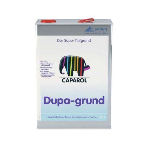 Dupa-grund