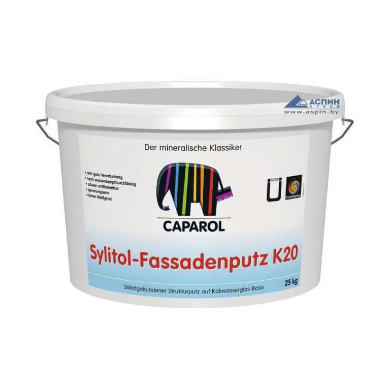 Sylitol Fassadenputze K20