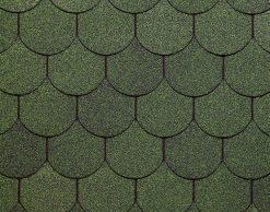 Кольчуга, зеленый