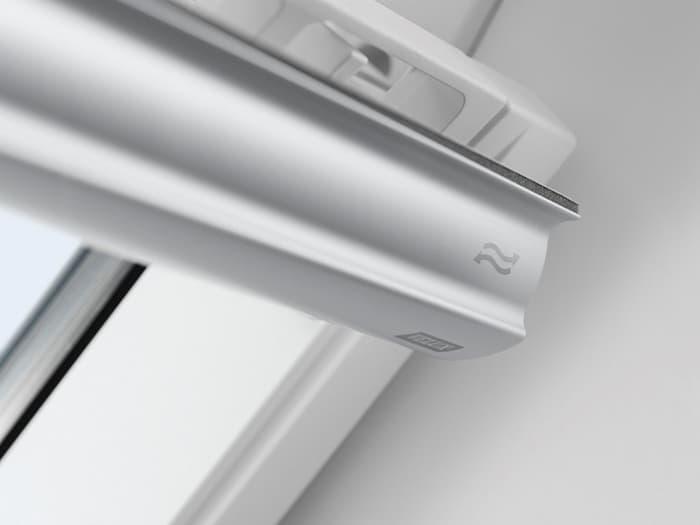 Ручка — вентиляционный клапан