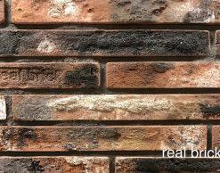 Ригельная плитка REAL BRICK. Коллекция 7 «Античная Глина»