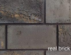 Крупноформатный камень. Травертин REAL BRICK. Коллекция 5.