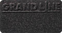 Металлочерепица Квинта UNO, RAL7024 (мокрый асфальт)