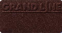 Металлочерепица Квинта UNO, RAL8017 (коричневый)