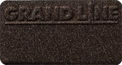 Металлочерепица Квинта UNO, RR32 (темно-коричневый)