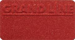 Металлочерепица Квинта UNO VELUR, RAL3009 (оксидно-красный)