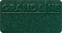 Металлочерепица Квинта UNO VELUR, RAL6005 (зеленый мох)