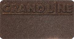Металлочерепица Квинта UNO VELUR, RR32 (темно-коричневый)