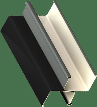 Galeco PVC2 RAL7024