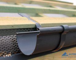 Galeco STAL 135/90 полуматовая, RAL7016, цвет - графитовый