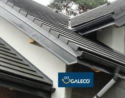 Galeco STAL 150/100 металлическая водосточная система