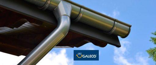Galeco LUXOCYNK 120/100 оцинкованная водосточная система