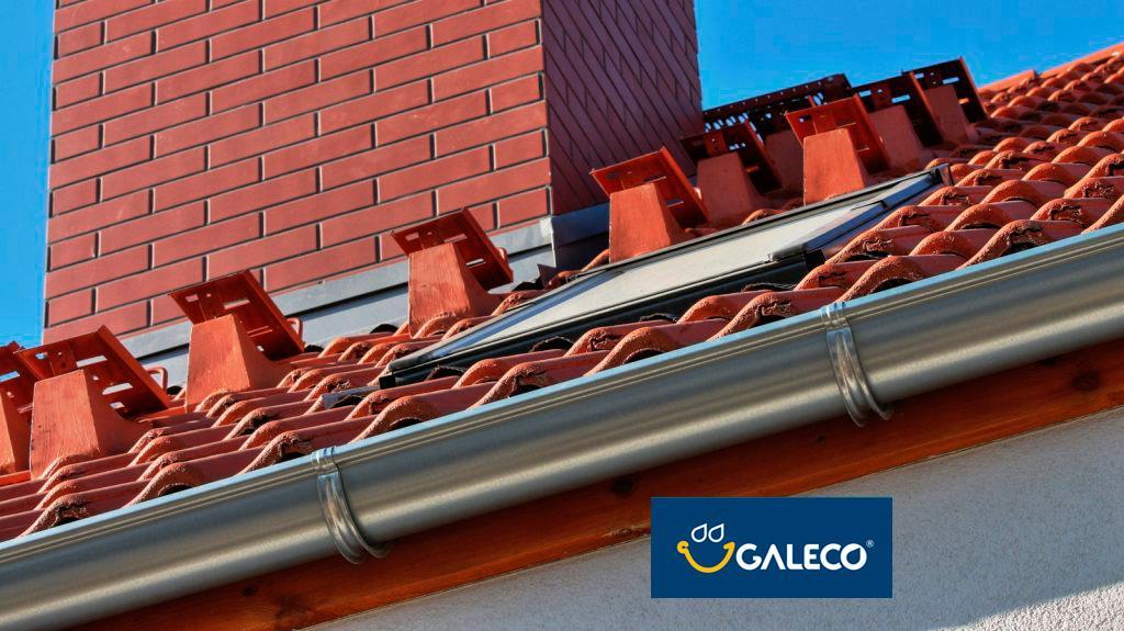 Galeco LUXOCYNK 120/100 водосток из оцинкованной стали