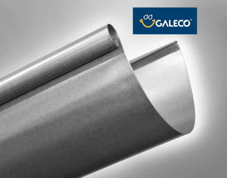 Galeco LUXOCYNK 150/120 оцинкованная водосточная система