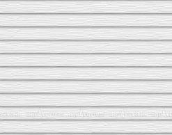 Металлический сайдинг AQUASYSTEM двйоная узкая скандинавская доска Pural 205 мм. Цвет Маренго RR20 мраморно-белый.