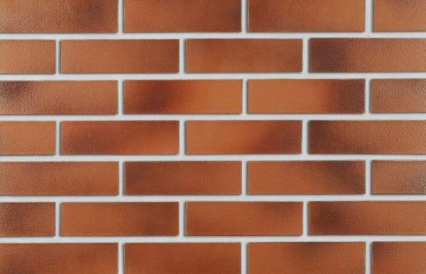 Клинкерный кирпич ROBEN DARWIN NF 38 красно коричневый гладкий 240x115x71