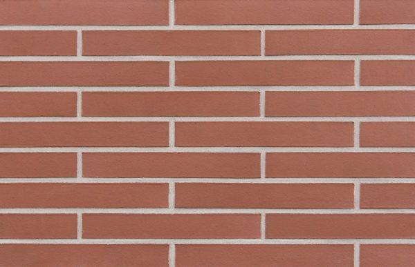 Клинкерный кирпич ROBEN MELBOURNE XLDF 26 красный гладкий 365x115x52